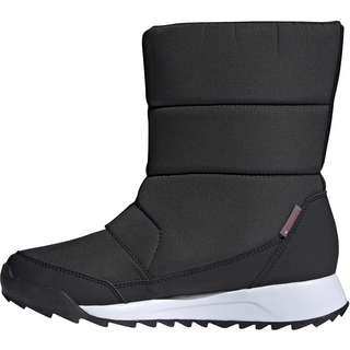 adidas CHOLEAH BOOT Stiefel Damen core black-ftwr white-grey four f17