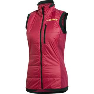 adidas Softshell Weste Damen power berry
