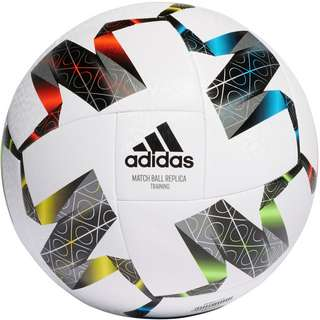 adidas UEFA Nations League Training Fußball white