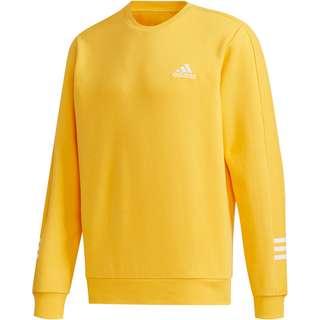 adidas Sweatshirt Herren active gold