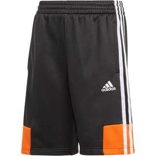 adidas B A.R. 3S SHORT Shorts Kinder black