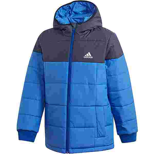 adidas Steppjacke Kinder team royal blue