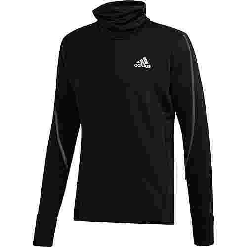 adidas Cover Up Funktionsshirt Herren black