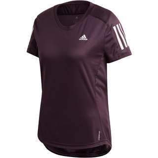 adidas OWN THE RUN Funktionsshirt Damen noble purple
