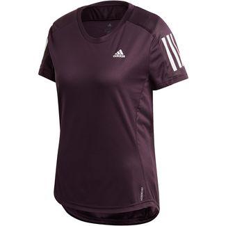 adidas OWN THE RUN Funktionsshirt Damen noble purple