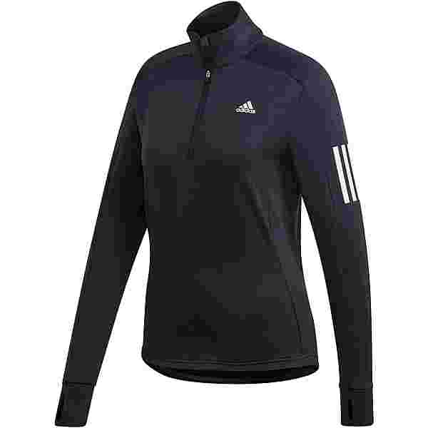 adidas WARM RESPONSE Funktionsshirt Damen black