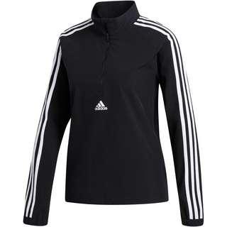 adidas Woven 3 Stripes Funktionsjacke Damen black