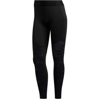 adidas Alphaskin Climawarm Tights Damen black