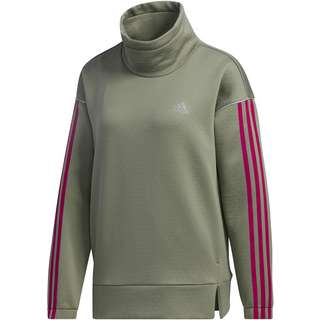 adidas Intuitive Warmth Sweatshirt Damen legacy green