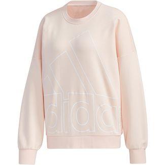 adidas Sweatshirt Damen pink tint
