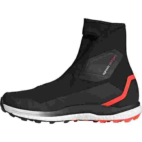 adidas Agravic Tech Pro Trailrunning Schuhe Herren coreblack-ftw white-solred