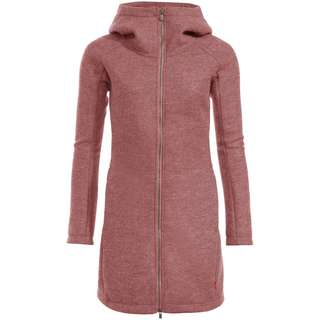 VAUDE Tinshan III Wollmantel Damen dusty rose