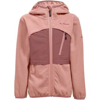 VAUDE Katmaki Fleecejacke Kinder soft rose