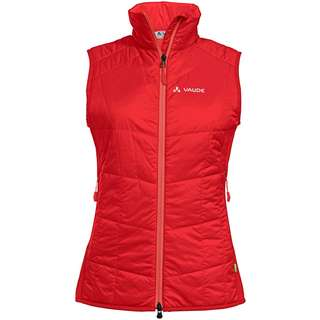 VAUDE Sesvenna III Outdoorweste Damen mars red