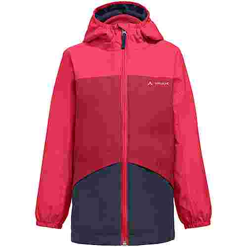 VAUDE Escape 3in1 Doppeljacke Kinder bright pink
