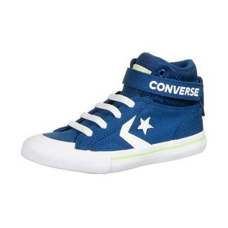 CONVERSE Pro Blaze Strap Sneaker Kinder blau / weiß