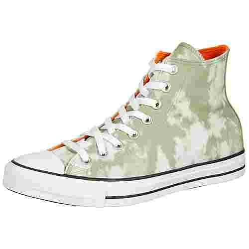 CONVERSE Chuck Taylor All Star Sneaker Herren grün / weiß