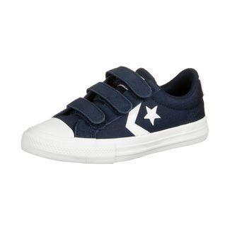 CONVERSE Star Player 3V Sneaker Kinder dunkelblau / weiß