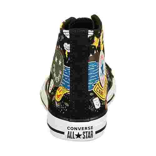 CONVERSE Chuck Taylor All Star Sneaker Kinder schwarz / bunt