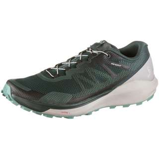 Salomon SENSE RIDE 3 Laufschuhe Herren green gables-alloy-oil blue