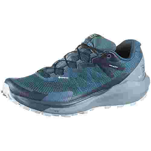 Salomon GTX® SENSE RIDE 3 Laufschuhe Damen indian teal-smoke blu-angel falls