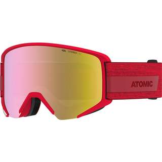 ATOMIC SAVOR BIG STEREO Skibrille red