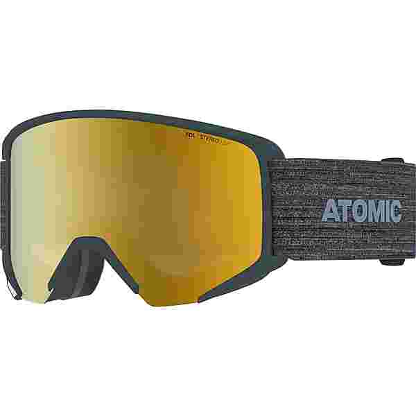 ATOMIC SAVOR BIG STEREO Skibrille grey