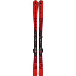 ATOMIC REDSTER G9 + X 12 GW Race Carver red