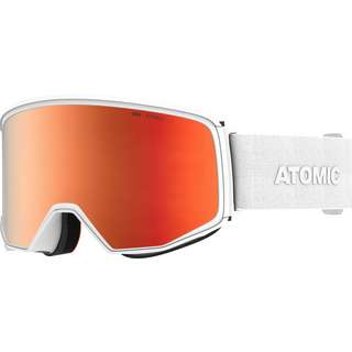 ATOMIC FOUR Q STEREO Skibrille white