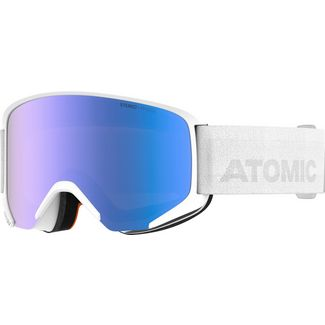 ATOMIC SAVOR PHOTO Skibrille white