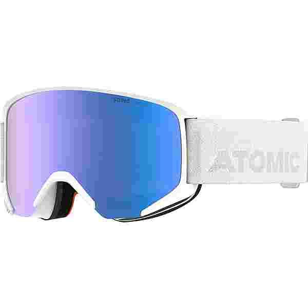 ATOMIC SAVOR PHOTO Skibrille white