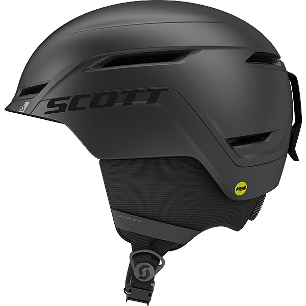 SCOTT Symbol 2 Plus Skihelm black