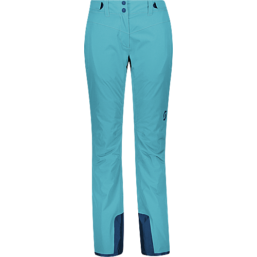 SCOTT Ultimate Dryo 10 Skihose Damen bright blue