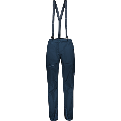 SCOTT Explorair 3L Skihose Herren dark blue