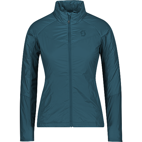 SCOTT Funktionsjacke Damen majolica blue