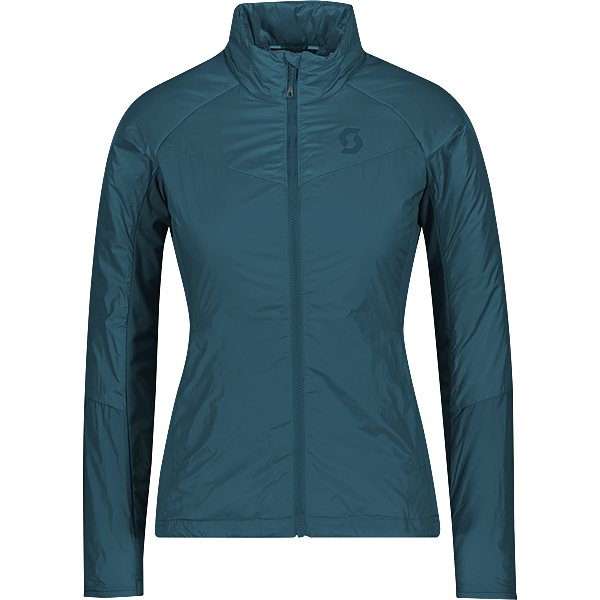 SCOTT Insuloft Light Funktionsjacke Damen majolica blue