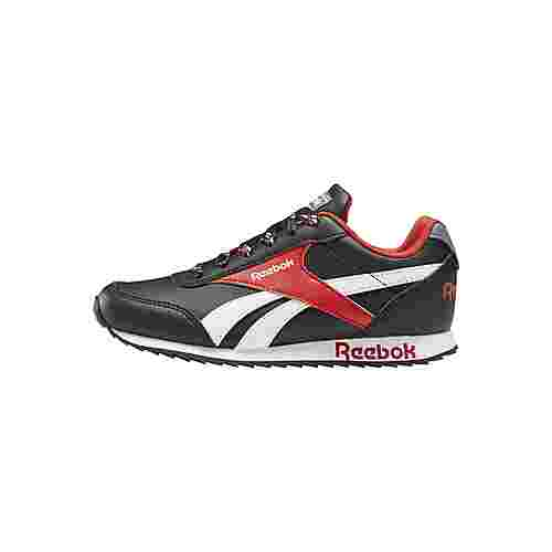 Reebok Reebok Royal Classic Jogger 2 Shoes Sneaker Kinder Black / Vector Navy Mel / White
