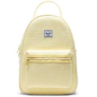 Herschel Rucksack Nova Small Daypack Herren gelb