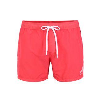 REPLAY mit Eingrifftaschen Badeshorts Herren coral red