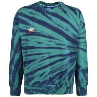UMBRO Calidoscope Sweatshirt Herren blau / grün