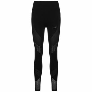 ASICS Ventilate Crop Tights Damen schwarz