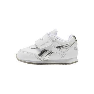 Reebok Reebok Royal Classic Jogger 2 Shoes Sneaker Kinder Silver Metallic / Silver Metallic / White