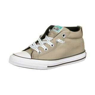 CONVERSE Chuck Taylor All Star Street Sneaker Kinder hellbraun / grün