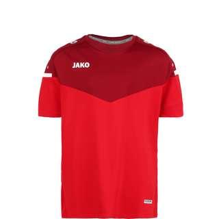 JAKO Champ 2.0 Funktionsshirt Kinder rot / bordeaux