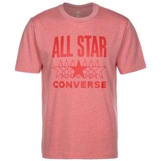 CONVERSE Converse All Star T-Shirt Herren rot