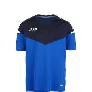 JAKO Champ 2.0 Funktionsshirt Kinder blau / dunkelblau