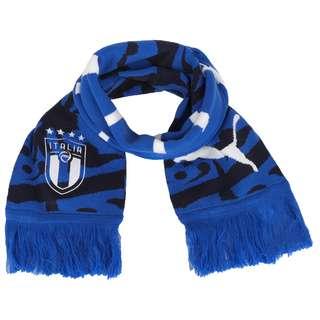 PUMA FIGC Italien FtblCulture EM 2021 Fanschal blau / weiß