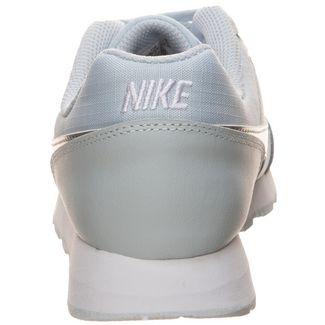 Nike MD Runner 2 Sneaker Kinder hellblau / silber