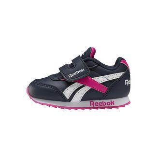 Reebok Reebok Royal Classic Jogger 2 Shoes Sneaker Kinder Collegiate Navy / Proud Pink / White