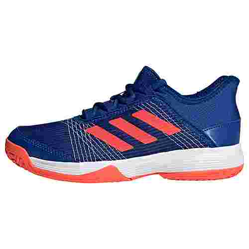 adidas Adizero Club Schuh Sneaker Kinder Collegiate Royal / Solar Red / Cloud White